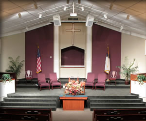 Grace Bible Church of Houston
